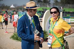 Krabbe Anja<br /> Olympic Games Rio 2016<br /> © Hippo Foto - Dirk Caremans<br /> 17/08/16