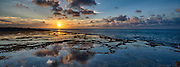 There is no shortage of beautiful sunrises and sunsets to be found anywhere on the Hawaiian Islands.