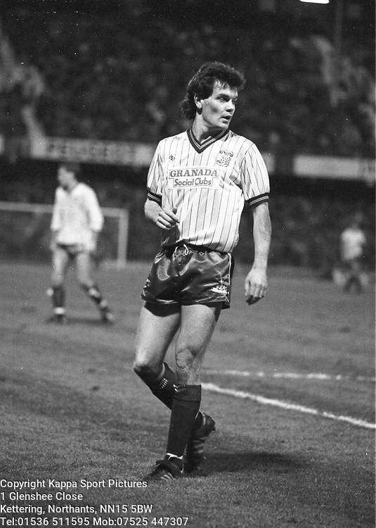 STEVE HODGE, COVENTRY CITY 1987