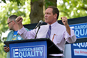 Montclair, NJ 06/22/13  Garden State Equality Walk.   Several hundred people gathered in Erie Park in support of marriage equality.  Danielle Richards/Jersey Girl Stock ImagesMontclair, NJ 06/22/13  Garden State Equality Walk.   Several hundred people gathered in Erie Park in support of marriage equality.  Danielle Richards/Jersey Girl Stock Images