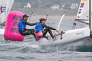 2015 ISAF SWC UK | Nacra 17 | 13 June