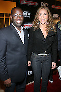 "l to r: Stacy Spikes and Mariah Carey at the 12th Annual  Urbanworld Film Festival screening of ""Tennessee""  held in NYC at the AMC Loews Theater on September 12, 2008..The Urbanworld  Film Festival is dedicated to showcasing the best of urban independent film.."