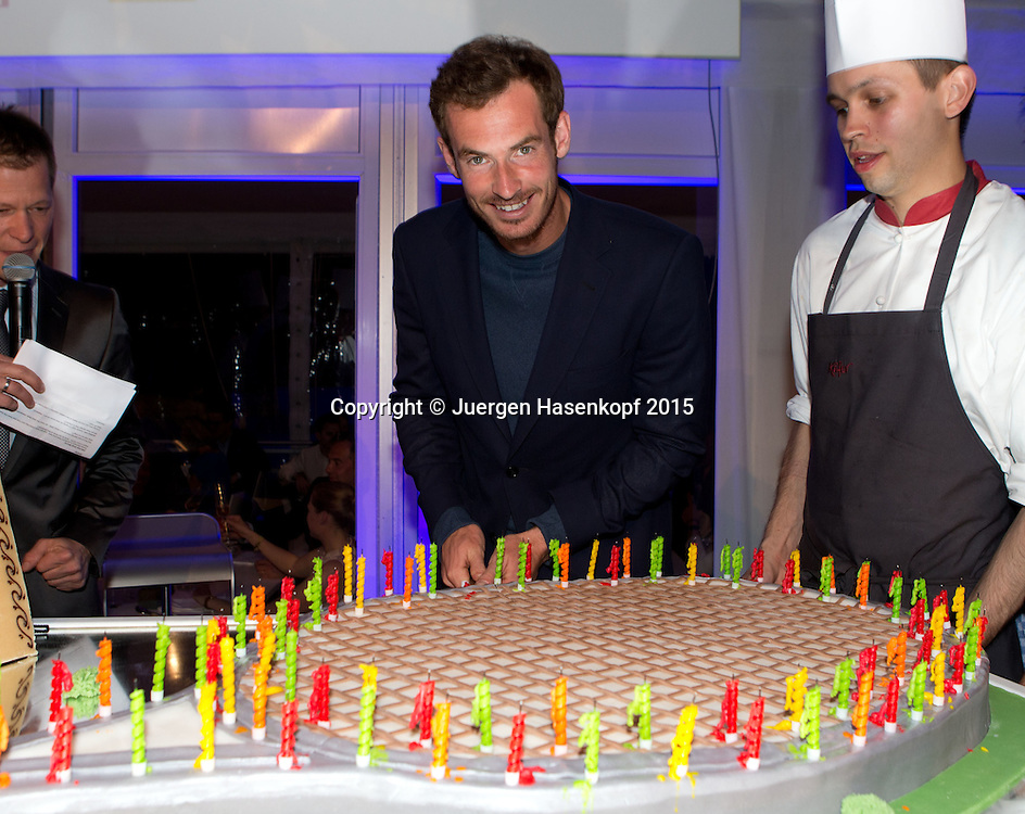BMW Open Players Party,<br />