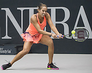 Madison Keys (USA) on Day Three of the WTA Generali Ladies Linz Open at TipsArena, Linz<br /> Picture by EXPA Pictures/Focus Images Ltd 07814482222<br /> 12/10/2016<br /> *** UK & IRELAND ONLY ***<br /> <br /> EXPA-REI-161012-5003.jpg