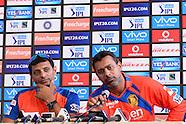Vivo IPL 2016 - GL and SRH Practice in Rajkot