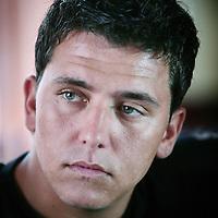 Nederland, Volendam,8 juli 2008..(Jan) Smit (Volendam, 31 december 1985) is een Nederlands zanger. Hij is de broer van de, iets minder bekende, zangeres Monique Smit. Tot 2000 was hij bekend als Jantje Smit. In 1997 kreeg hij landelijke bekendheid door zijn nummer 1-hit Ik zing dit lied voor jou alleen.