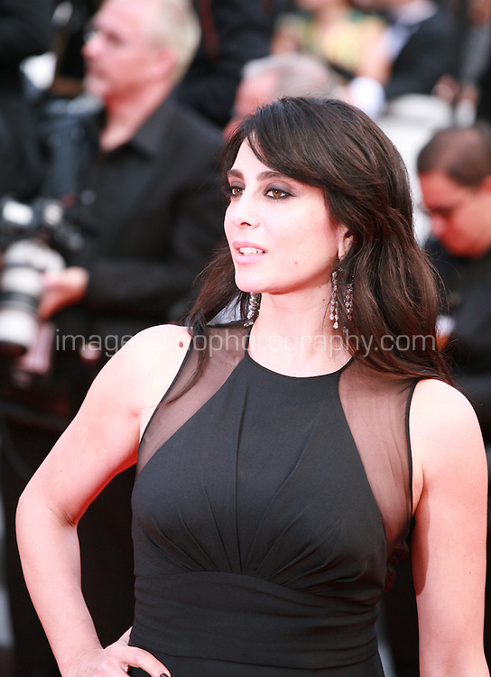 Nadine Labaki at the Closing ceremony and premiere of La Glace Et Le Ciel at the 68th Cannes Film Festival, Sunday 24th May 2015, Cannes, France.