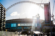 Wembley Stadium - The FA Cup 3rd round match between Tottenham Hotspur and AFC Wimbledon at Wembley Stadium, London, England on 7 January 2018. Photo by Robin Pope.