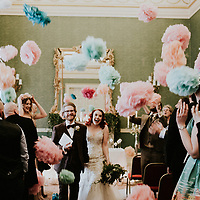 Z is for Zebra ~ L is for Love Struck ~ Neil & Lou's Cutlers Hall Sheffield Wedding