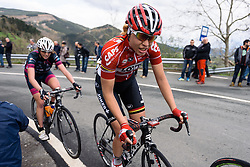 Susanna Zorzi (Lotto Soudal) - Emakumeen Saria - Durango-Durango 2016. A 113km road race starting and finishing in Durango, Spain on 12th April 2016.