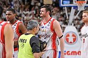 DESCRIZIONE : Campionato 2014/15 Serie A Beko Dinamo Banco di Sardegna Sassari - Grissin Bon Reggio Emilia Finale Playoff Gara4<br /> GIOCATORE : Darius Lavrinovic<br /> CATEGORIA : Ritratto Delusione Postgame<br /> SQUADRA : Grissin Bon Reggio Emilia<br /> EVENTO : LegaBasket Serie A Beko 2014/2015<br /> GARA : Dinamo Banco di Sardegna Sassari - Grissin Bon Reggio Emilia Finale Playoff Gara4<br /> DATA : 20/06/2015<br /> SPORT : Pallacanestro <br /> AUTORE : Agenzia Ciamillo-Castoria/L.Canu
