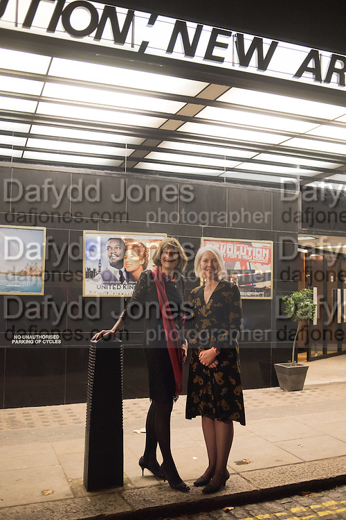 MARGY KINMONTH; MAUREEN MURRAY;  Party afterwards at the Royal Academy, Premiere of Revolution, New Art For a New World ,  Curzon cinema , London. 10 Nov 2016
