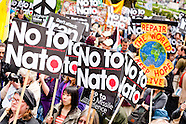 Say No To Nato protest in London