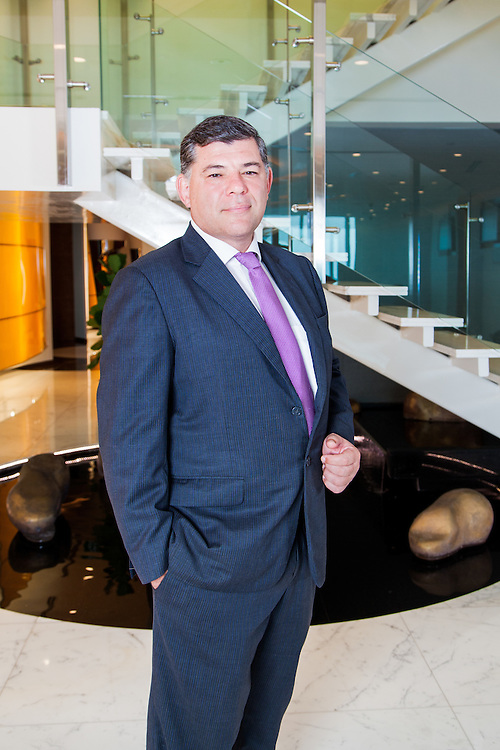 Marc Lansonneur - Head of Singapore Wealth Investment & Treasury DBS Bank