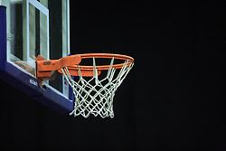 Basketball basket, on July 5, 2008, in Arena Tivoli, Ljubljana, Slovenia. (Photo by Vid Ponikvar / Sportal Images).