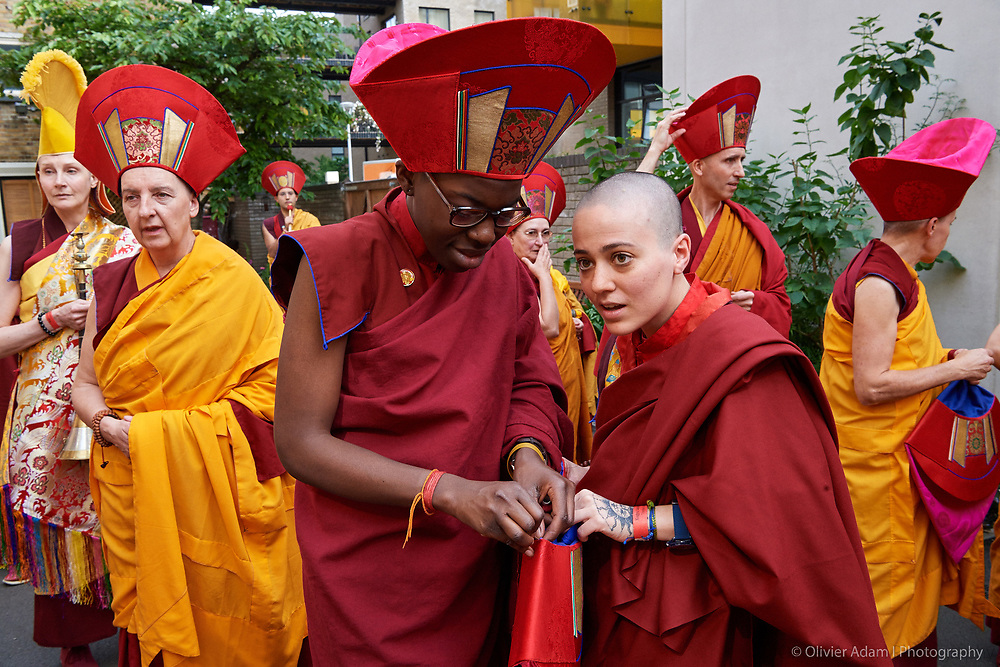 Karmapa London 2017