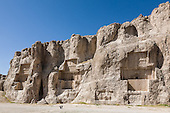 Achaemenid tombs at Naqsh-e Rustam