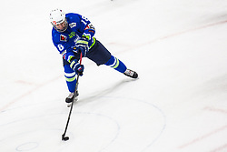 OGRAJENSEK Ken during friendly game between Slovenia and Italy, on April 25, 2019 in Bled, Slovenia. Photo by Peter Podobnik / Sportida