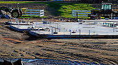12.18.12-Goshen High School gym construction