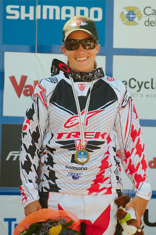 Trek World Racing's Tracy Moseley