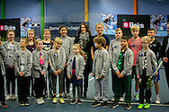 Copenhagen 24-11-2015<br /> <br /> Crown Princess Mary attend as patron for The Children&rsquo;s Aid Foundation a tennis event .<br /> <br /> Danish tennis player Caroline Wozniacki with Crown Princess Mary<br /> <br /> <br /> Royalportraits Europe-Bernard Ruebsamen