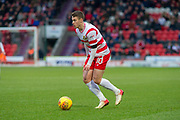 Doncaster Rovers Midfielder Tommy Rowe (10) during the EFL Sky Bet League 1 match between Doncaster Rovers and Bristol Rovers at the Keepmoat Stadium, Doncaster, England on 27 January 2018. Photo by Craig Zadoroznyj.