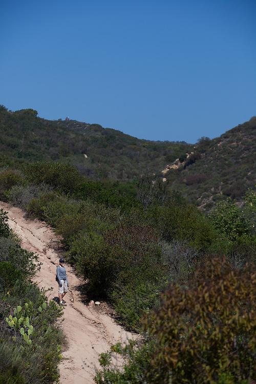 Laguna Coast Wilderness Park in Laguna Beach, CA on Saturday April 21, 2012 (photo / Mat Boyle)