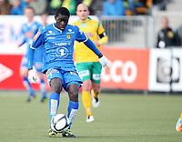 Fotball <br /> Adeccoligaen<br /> UKI Arena <br /> 06.05.2012<br /> Ullensaker/Kisa  v  Bodø/Glimt  0-3<br /> Foto: Dagfinn Limoseth, Digitalsport<br /> Papa Alioune Ndiaye  , Bodø/Glimt