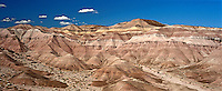 Arizona's amazing Painted Desert