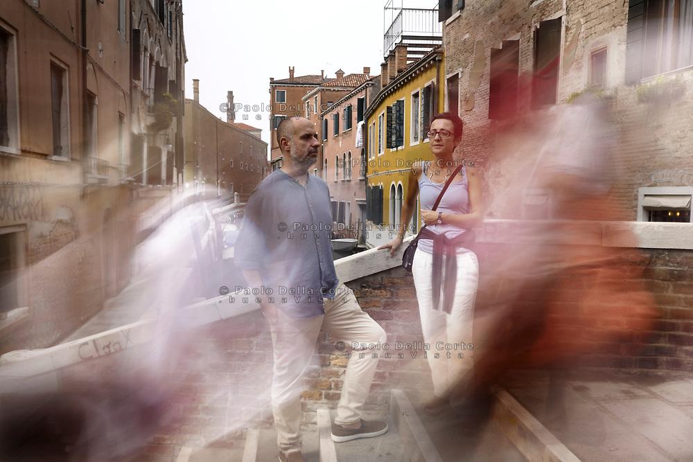 Antonella Maione e Mauro Cazzaro, Studio Kanz – architetti e designer. Fondamenta della Toletta. 13/09/18, 11:40