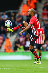 Nathan Redmond of Southampton  - Mandatory by-line: Ryan Hiscott/JMP - 12/08/2018 - FOOTBALL - St Mary's Stadium - Southampton, England - Southampton v Burnley - Premier League