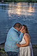 Josh and Crystal Engagement | New Bern Photographers