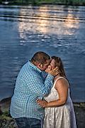 Josh and Crystal Engagement | New Bern Photographers