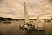 Sailboats, Lopez Island, San Juan Islands, Washington State
