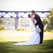 Deanna & Jordan - Paris Grand Country Club Summer Wedding