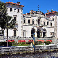 Vizcaya Museum Main House in Miami, Florida<br />
