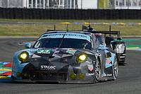 Richard Lietz (AUT) / Michael Christensen (DNK) / Philipp Eng (AUT) #77 Dempsey Proton Racing Porsche 911 RSR, . Le Mans 24 Hr June 2016 at Circuit de la Sarthe, Le Mans, Pays de la Loire, France. June 18 2016. World Copyright Peter Taylor/PSP.