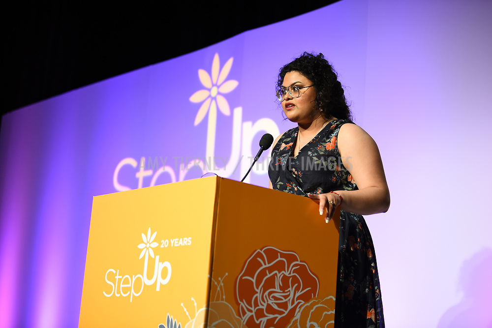 Step Up Honoree Alondra