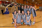 20150825 Basketball Junior Division 2 Final - St Mary's College 2 v Wellington Girls College 2