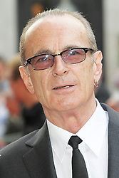 © Licensed to London News Pictures. 01/07/2013. London, UK. Francis Rossi at the Bula Quo UK film premiere, Odeon West End cinema Leicester Square, London. Photo credit: Richard Goldschmidt/LNP