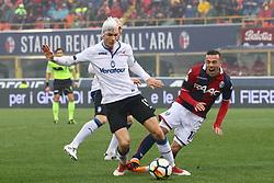 """Foto Filippo Rubin<br /> 11/03/2018 Bologna (Italia)<br /> Sport Calcio<br /> Bologna - Atalanta - Campionato di calcio Serie A 2017/2018 - Stadio """"Renato Dall'Ara""""<br /> Nella foto: MARTEN DE ROON (ATALANTA)<br /> <br /> Photo by Filippo Rubin<br /> March 11, 2018 Bologna (Italy)<br /> Sport Soccer<br /> Bologna vs Atalanta - Italian Football Championship League A 2017/2018 - """"Renato Dall'Ara"""" Stadium <br /> In the pic: MARTEN DE ROON (ATALANTA)"""