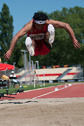 , TUR, Long Jump, T37/38, 2013 IPC Athletics World Championships, Lyon, France