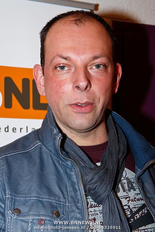 NLD/Hilversum/20120124 - 100% NL  Awards 2012, Colin Banks
