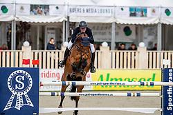 KLATTE Guido Jun. (GER), Asagan M<br /> Hagen - Horses and Dreams 2019<br /> Preis der Pott´s Brauerei GmbH CSI2*<br /> Finale Mittlere Tour<br /> 28. April 2019<br /> © www.sportfotos-lafrentz.de/Stefan Lafrentz