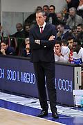 DESCRIZIONE : Campionato 2014/15 Dinamo Banco di Sardegna Sassari - Victoria Libertas Consultinvest Pesaro<br /> GIOCATORE : Sandro Dell'Agnello<br /> CATEGORIA : Allenatore Coach<br /> SQUADRA : Victoria Libertas Consultinvest Pesaro<br /> EVENTO : LegaBasket Serie A Beko 2014/2015<br /> GARA : Dinamo Banco di Sardegna Sassari - Victoria Libertas Consultinvest Pesaro<br /> DATA : 17/11/2014<br /> SPORT : Pallacanestro <br /> AUTORE : Agenzia Ciamillo-Castoria / Luigi Canu<br /> Galleria : LegaBasket Serie A Beko 2014/2015<br /> Fotonotizia : Campionato 2014/15 Dinamo Banco di Sardegna Sassari - Victoria Libertas Consultinvest Pesaro<br /> Predefinita :