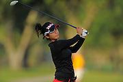 Marina Choi during second round of the Symetra Tour's Guardian Retirement Championship at Sara Bay in Sarasota, Florida April 27, 2013. ..©2013 Scott A. Miller