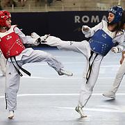 Roma 03/06/2018 Stadio Pietrangeli<br /> World Taekwondo Gran Prix