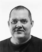 Portrait of James Pratt (me) to practice tilt-shift with my view camera