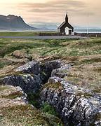 Taken in west-Iceland