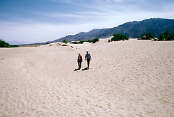 CA: Death Valley National Park, Sand dunes              .Photo by Lee Foster, lee@fostertravel.com, www.fostertravel.com, (510) 549-2202.Image: cadeat210.